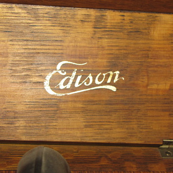 Edison tube cartridge  - Radios