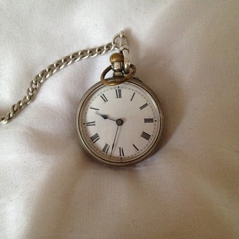 Help! What year is this watch? - Pocket Watches