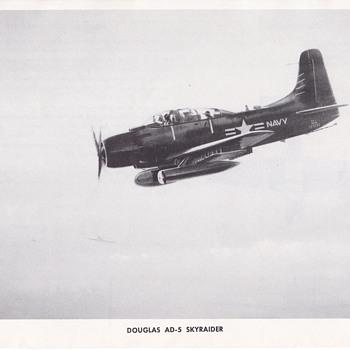 Douglas AD-5 Skyraider Douglas Aircraft Series