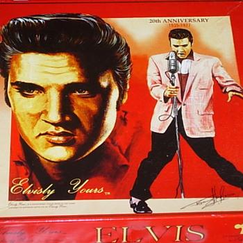 Elvis 20 Anniversary Puzzle