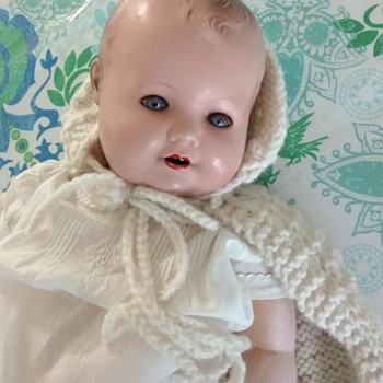 Armand Marseilles baby doll - mold 542 - Dolls