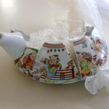 Help! with story on Chinese teapot - China and Dinnerware