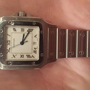 Cartier CC571975 - Wristwatches