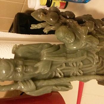 God of Longevity Jade