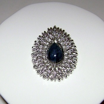 Sarah Coventry Brooch - Granada