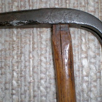 OLD TACK HAMMER - Tools and Hardware