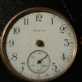I really need help with this Elgin pocket watch I would love to have it repaied