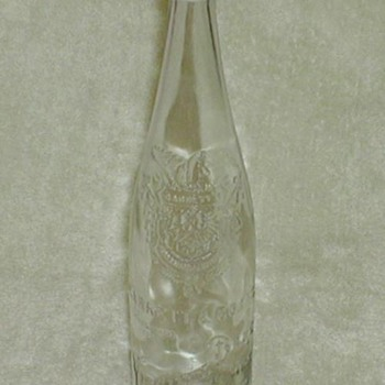 Virginia Dare Wine Bottle - Bottles
