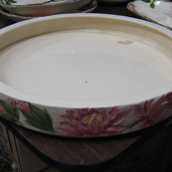 Very Large Bowl for floating Gardenias?