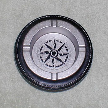 "1999 - Marlboro ""Compass"" Ashtray"