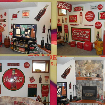 The Coke Cave - Coca-Cola