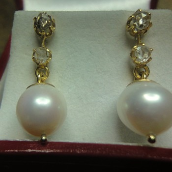 Please let me show my love for pearls. - Fine Jewelry