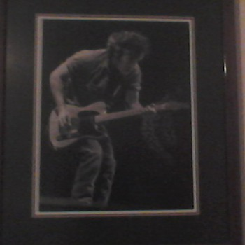 THE BOSS IN CONCERT - Music