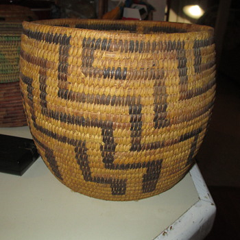 Mom's Baskets 7 - Native American