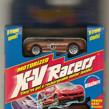 1997 - Hot Wheels X-V Racer - Toys