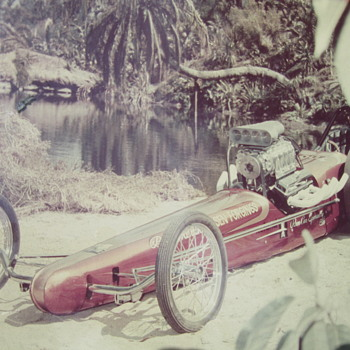 Front Engine Chevy Powered Dragster ? - Classic Cars