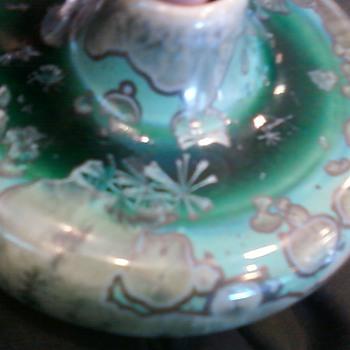 Rose Dodds Studio Pottery vase