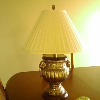 my favorite lamp