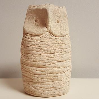 Aldo Londi Owl Sculpture