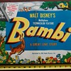 1942 &quot;Bambi&quot; movie pressbook