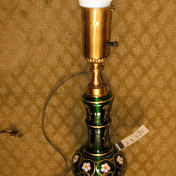 Favorite Greeen glass - Lamps