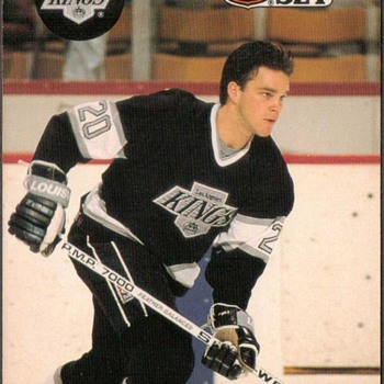 1990 - Hockey Cards (Los Angeles Kings)