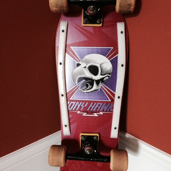 1983 Tony Hawk Chicken Skull