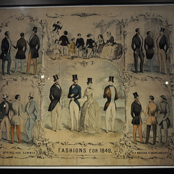 1849 Fashions