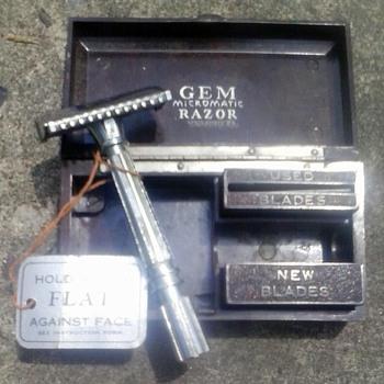 Gem Micromatic Razor Kit