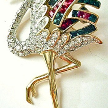 Love this Brooch, wish mine was Cartier - Costume Jewelry