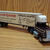 Winross Model Truck 1989 1:64 Scale - The Cloister Restaurant
