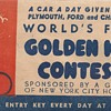"Golden Key Contest""World's fair 1940""Part 1"