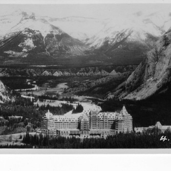 "Souvenir photos of the ""Canadian Pacific Rockies"" part 2 - Photographs"