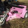 A 'Pinked' out Trike!!