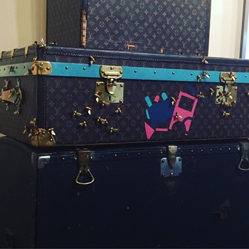 Moynat is Louis Vuitton Trunk