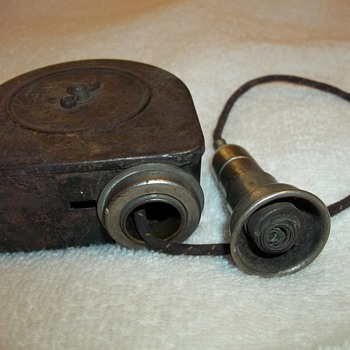 VINTAGE CIGAR/CIGARETTE LIGHTER - Tobacciana