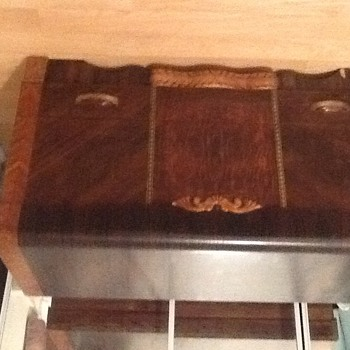 Cedar lined chest, mystery  to me.