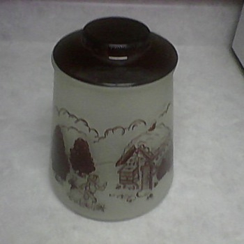 HANSEL AND GRETEL COOKIE JAR
