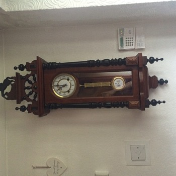 R and A chime clock - Clocks