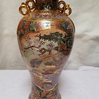 Inherited Vase
