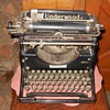 Underwood Typewriter 1920s