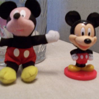 Mickey Mouses (mice?) - Dolls