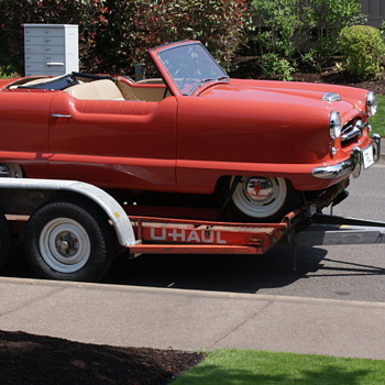 1955 Nash Metropolitan - Classic Cars