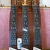 3 neck vintage steel guitar