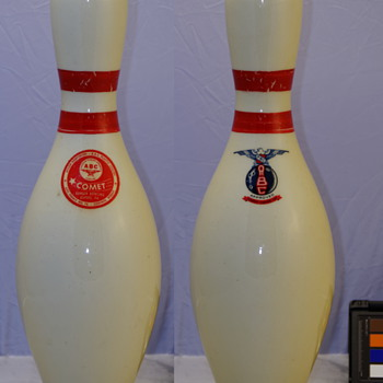 Ranger Comet ABC Bowling Pin - Sporting Goods