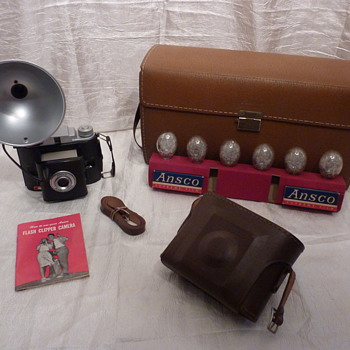 Ansco Flash Clipper - Cameras