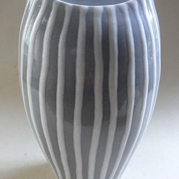 Schlossberg vase by Lisel Spornhauer - Art Pottery