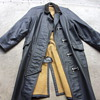 ww2 era firemans turnout coat