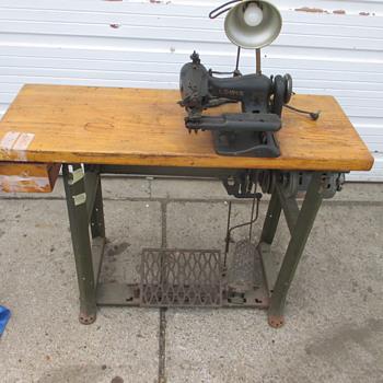lewis junior invisible stitch sewing machine
