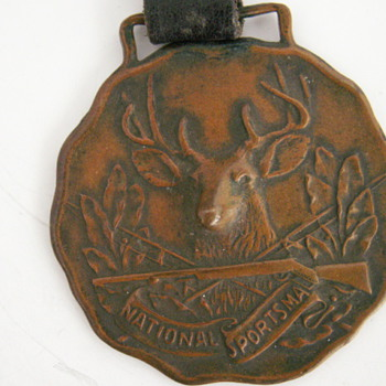 Another National Sportsman Watch Fob